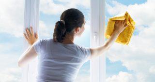 Dejte si pořádně do těla uklizením domácnosti