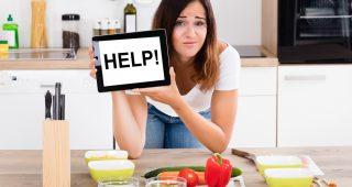 Přestaňte počítat kalorie proto, abyste zhubli