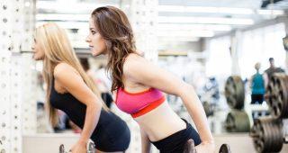 Změna podoby ženského těla vlivem silového tréninku