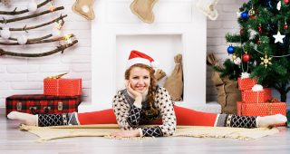 Jak se hýbat mezi vánočními svátky bez návštěvy posilovny