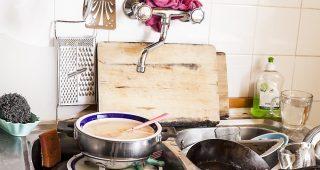 Souvislost mezi pořádkem v kuchyni a nižší vahou