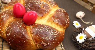 Odlehčená verze velikonočního mazance, kterému málokdo odolá