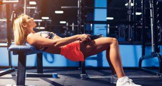 Zaktivujte vaše hýždě efektivním cvikem zvaným hip thrust