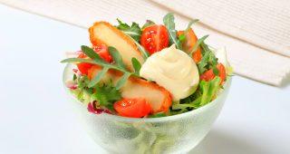 Co do salátů nikdy nedávat, pokud chcete zhubnout