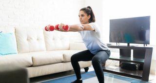 Tipy pro začátečníky, jak cvičit CrossFit v pohodlí domova