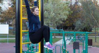 Workoutová hřiště - stvořená pro trénink celého těla