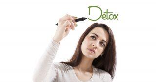 Detoxikační kúry a riziko ublížení si namísto pomoci