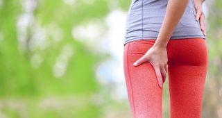 Jak ulevit namoženým svalům?