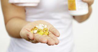 Vliv vyššího příjmu vitamínů na růst svalové hmoty