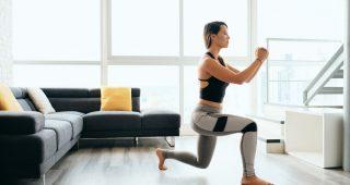 Předejděte jarní únavě správnou cvičební sestavou