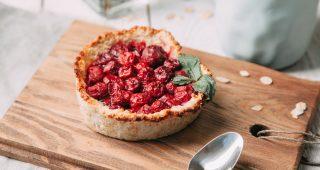 Léto, třešně a recepty z nich ve sladké i slané podobě