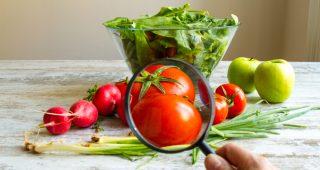 Jídlo a dvojí pohled na něj - s informacemi a bez nich