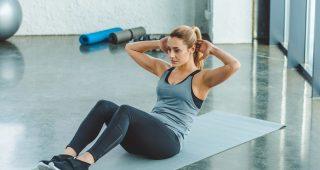 Super účinné cviky pro dokonale pevné a štíhlé tělo