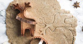 Tradiční druhy vánočního cukroví s minimem kalorií