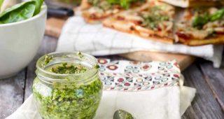 Domácí bylinková pesta: Základ zdravého jídelníčku