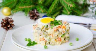 Tradiční vánoční menu s menším množstvím kalorií