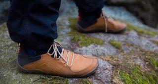 Zdraví prospěšná chůze v barefoot/ponožkobotách