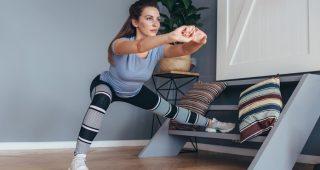 Rizika cvičení doma